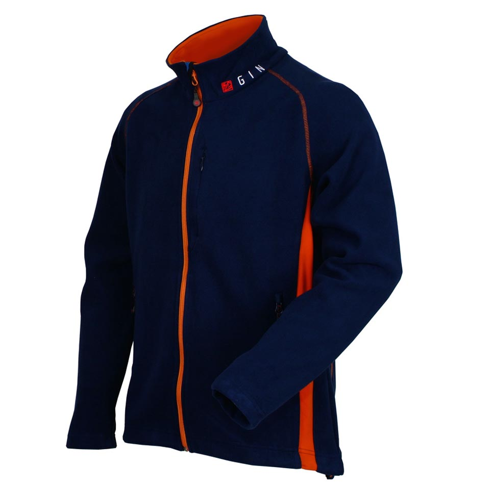 LOOP FLEECE JACKET