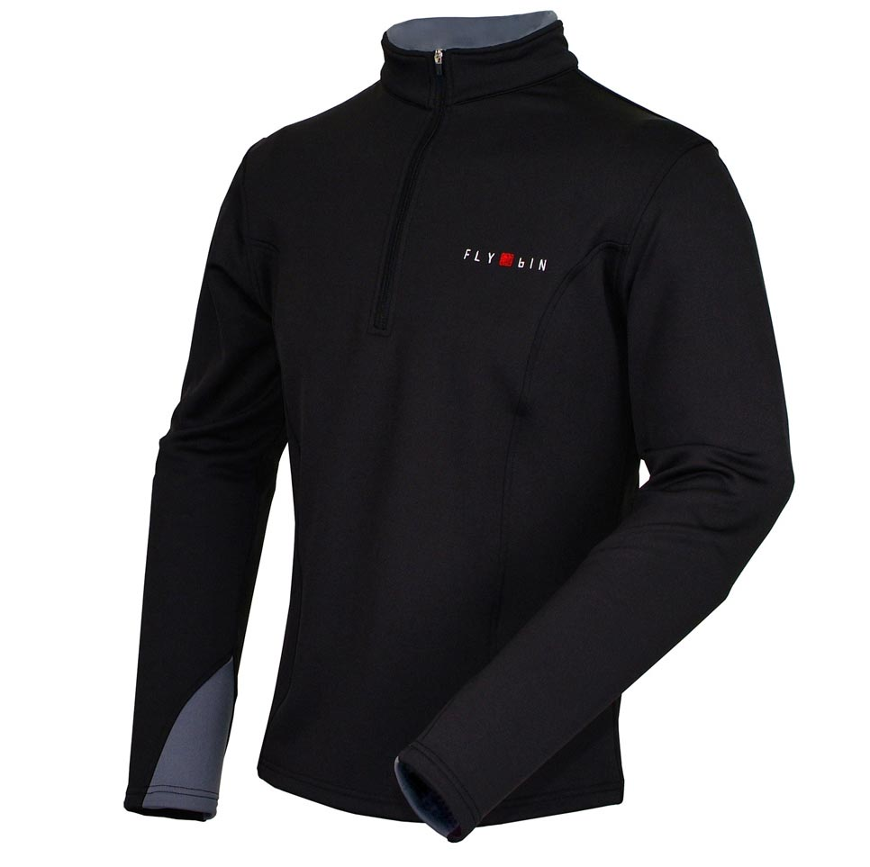 STRETCH ZIP SHIRT
